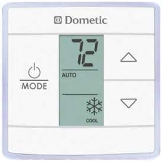 Dometic 3316250.700 Single Zone White T Stat/Heat Strip/Heat Pump