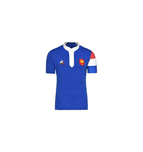 Le Coq Sportif FFR XV - Camiseta réplica para mujer