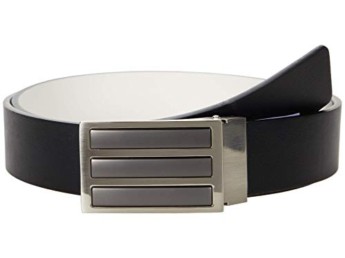 adidas Golf Golf Men's 3-Stripes Tour Belt, Black, One Size...