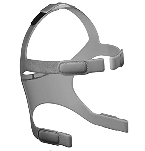 Organic Deal Eson Nasal Mask Headgear Compatible with Fisher and Paykel Cpap Mask Eson -Eson Headgear Replacement Straps for Eson CPAP mask - Straps Compatible w/F&P Eson 2 Nasal Mask (Clips not incl)