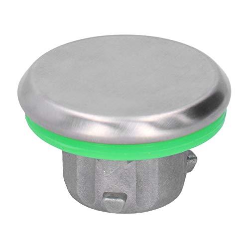 Ladieshow - Cubierta de la cabeza del cuchillo de la batidora para WunderCap TM6 Blender Artículos para el hogar de acero inoxidable