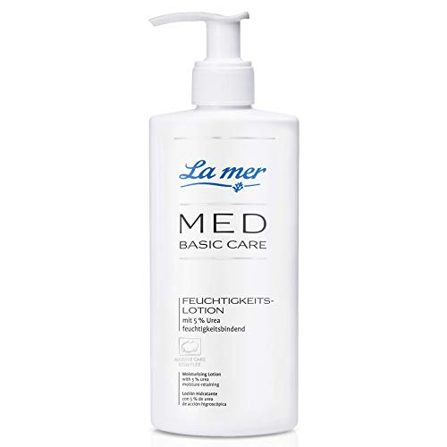 La mer MED Basic Care Feuchtigkeitslotion ohne Parfüm 200 ml Lotion