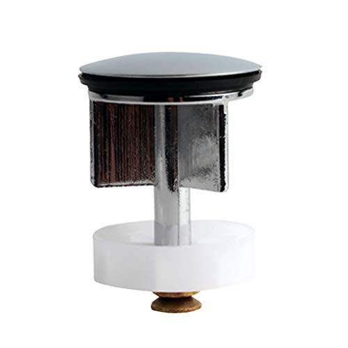 Ablaufstopfen für Waschbecken, europäischer Standard, 38 mm, Kupfer
