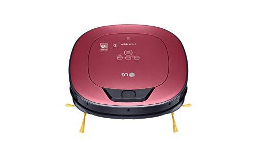 LG Hombot - Robot aspirapolvere Serie 11 | Pulizia quotidiana Rosso metallizzato