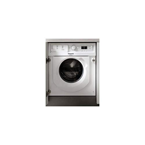 Lavadora Ariston Hotpoint Wmhl71283eu Integrable 7kg 1200rpm 14 Programas Display Led A+++