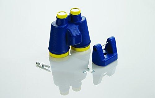 CREATIVE CEDAR DESIGNS Playset Binoculars- Blue, One Size