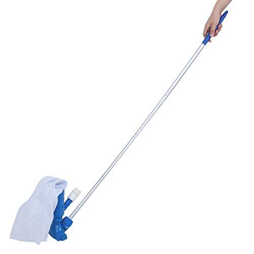 Kit de Limpieza de Piscina fácil de Transportar Desnatador de Hojas Estanque Piscinas Desnatador de Hojas para Piscinas Estanque