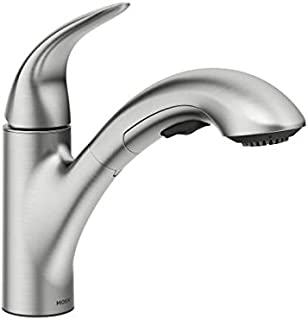 Moen 87039SRS Medina One-Handle Pullout Kitchen Faucet, Spot Resist Stainless
