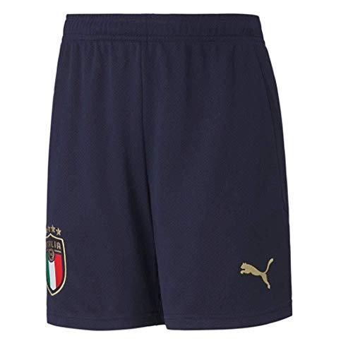PUMA Pantaloncino Gara Blu 20/22 Italia Blu