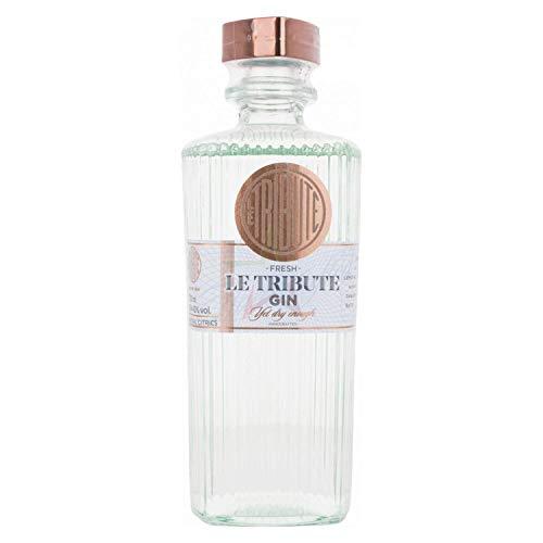 Le Tribute Gin 43,00% 0,70 lt.