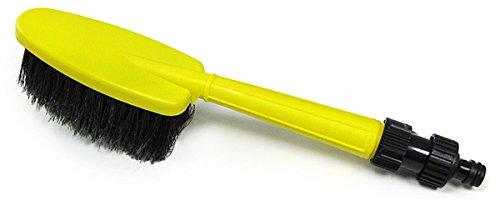 Preisvergleich Produktbild Carparts-Online 26479 Car Glanz - Schampoo Wasch Bürste mit 16 mm Wasseranschluss lackschonend