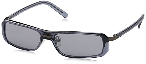Adolfo Dominguez Ua-15035, Gafas de Sol para Mujer, Gris (Grey), 56