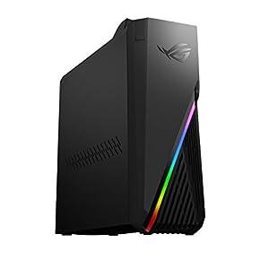 ASUS ゲーミングデスクトップパソコン ROG Strix G15 (G15DH) (Ryzen7 3700X /RTX2060 SUPER / 16GB・SSD 512GB(PCIE 3.0×2)/ スターブラック/Windows 10 Home 64ビット)【日本正規代理店品】【あんしん保証】G15DH-R7R2060S512