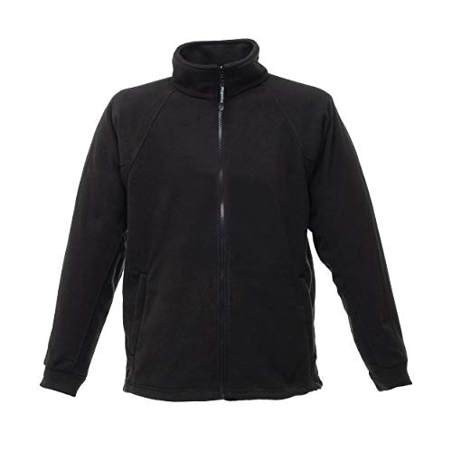 Regatta Thor III Fleece Pull, Noir, XL Homme