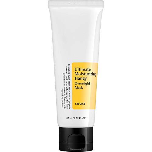COSRX  Ultimate Moisturizing Honey Overnight Mask, 60 ml