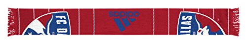 MLS FC Dallas Jersey Hook Scarf, One Size, Blue