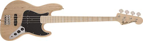 Fender エレキベース Made in Japan Traditional 70s Jazz Bass®, Maple Fingerboard, Natural
