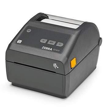 Zebra ZD420 - Impresora de Etiquetas (Térmica Directa, 203 x 203 dpi, 152 mm/s, 10,4 cm, Negro, De plástico)