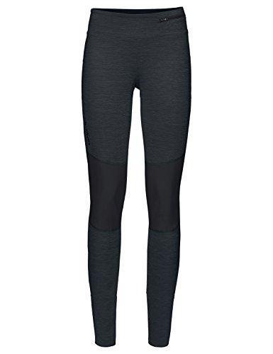 VAUDE Damen Hose Women's Scopi Tights, phantom black, 34, 409646780340