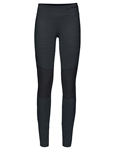 VAUDE Damen Hose Women's Scopi Tights, phantom black, 38, 409646780380