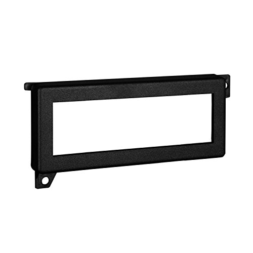 Metra 99-6229 Quick Conversion from 2-Shaft to DIN Installation Kit for Select 1974-2003 Chrysler Vehicle