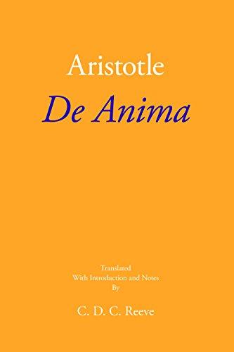 De Anima (The New Hackett Aristotle)
