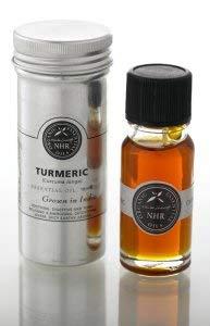 Organic Turmeric Essential Oil (Curcuma Longa) () by NHR Organic Oils