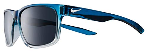 Nike Essential Chaser EV0999, Injected Sonnenbrille Force Fade/Blue, Unisex, Erwachsene, mehrfarbig, Standard