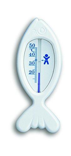 TFA 14.3004.02 Badethermometer, Kunststoff weiß