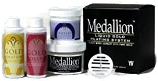 medallion gold plating kit