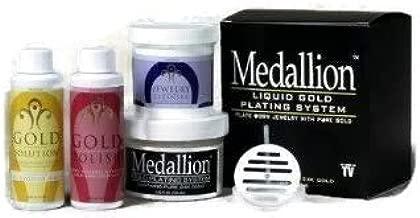 Liquid Gold Plating System, Medallion Gold Plating Immersion System