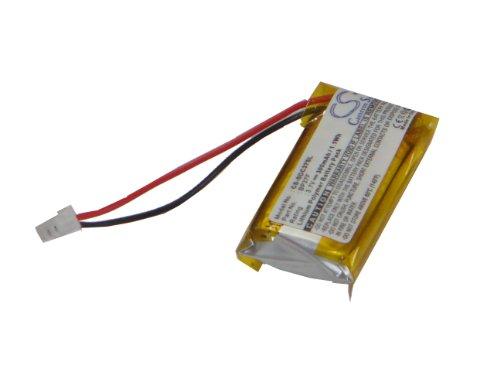vhbw Batterie remplace Dogtra BP37F pour Collier de Dressage (300mAh, 3,7V, Li-Polymère)