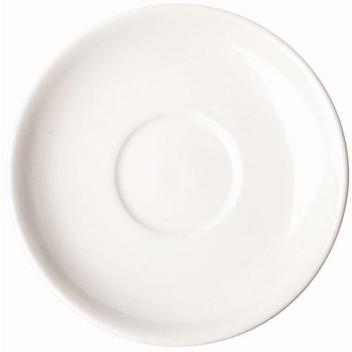 Classique Blanc Dimensions soucoupe thé / Soup: 150mm (6 \