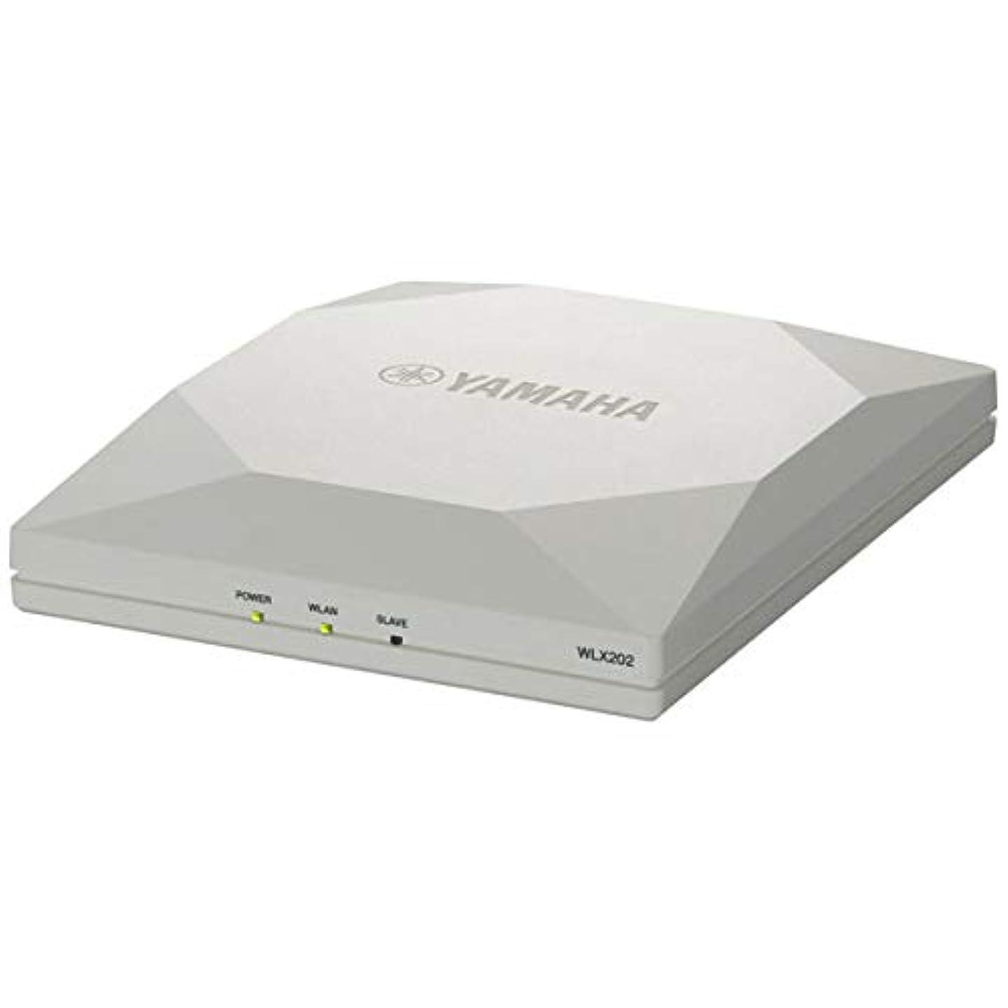 コンチネンタル達成寮プリンストン 無線LANアクセスポイント [5GHz:a/n/ac + 2.4GHz:b/g/n] WLX202/CM ホワイト