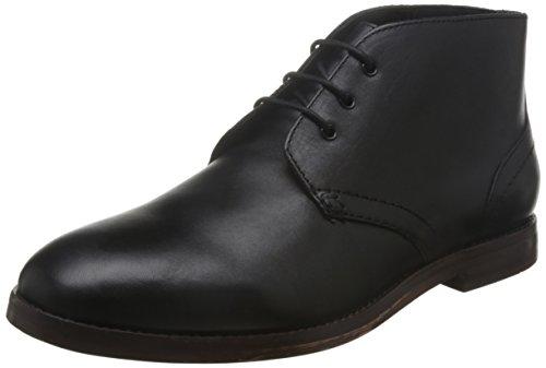 Hudson London Herren Houghton 2 Chukka Boots, Schwarz (Black), 43 EU