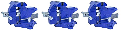 """Yost LV-4 Home Vise 4-1/2"""" (Pack of 3)"""