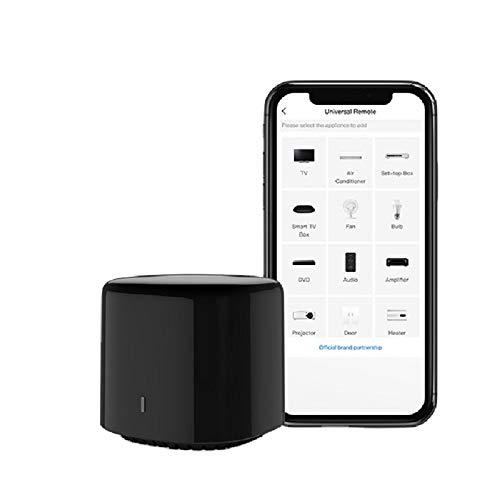 Bestcon RM4C - Mini telecomando universale WiFi a infrarossi compatibile con Alexa, Google Assistant, per A/C Broadlink APP