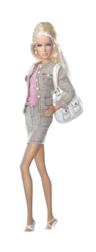 Barbie Fall 2005 Model of The Moment, Daria Shopping Queen Doll - Gold Label, Collector (1 Each)