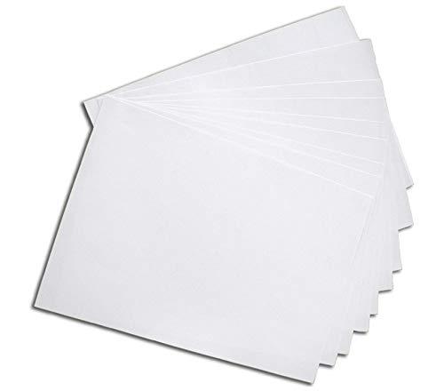 Packitsafe A4 Selbstklebende Adressetiketten Für Tinte, Laserstrahldrucker und Kopierer, 300 Blatt, 24 Labels Per Sheet