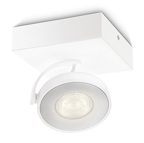 Philips myLiving Clockwork LED Wandspot, 1-flammig, weiß 531703116
