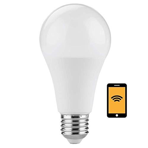 Konyks ANTALYA EASY E27 ampoule LED connectée, ABS, 11 W, blanc, à l'unité