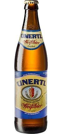 Unertl Weissbier Original 30 Flaschen x0,5l