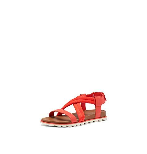 Sorel Women's Roaming Decon Sandal - Signal Red - Size 5.5