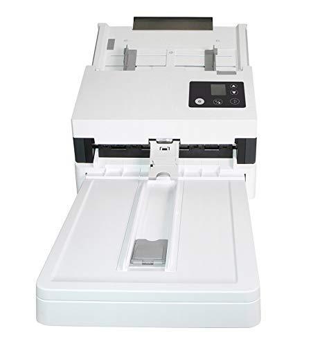 Avision AD345F Einzug/Flachbett Scanner mit Bildverarbeitungsprozessor VM3 | 60ppm/120ipm | 100 Seiten ADF | USB 3.1 | ISIS Treiber, Twain Treiber, Button Manager, u.s.w