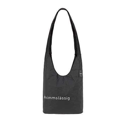 LÄSSIG Einkaufsshopper Einkaufstasche nachhaltig /Fan Shopper Tyve