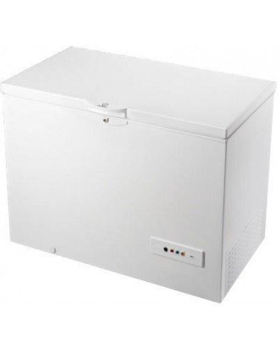 Indesit OS 1A 400 H Independiente Baúl 395L A+ Blanco - Congelador (Baúl, 390 L, 20 kg/24h, N-ST, A+, Blanco)