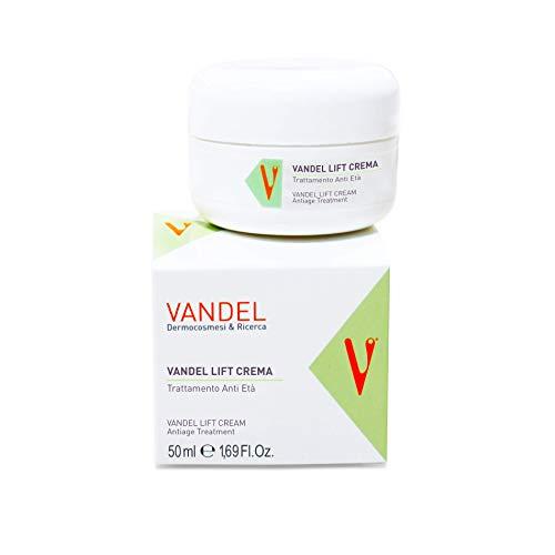 Crema Viso Professionale Trattamento Antiage Vandel Lift 50ml