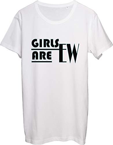Girls are Ewww - Camiseta para hombre