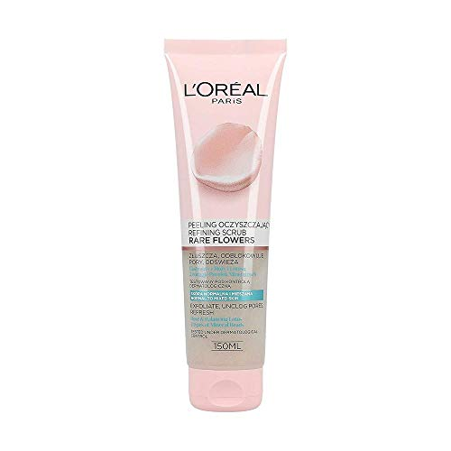 L 'Oreal Dermo Expertise Blumen seltenen Peeling für normale Haut und Melange 150ml