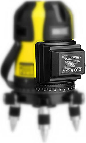 SVAROG レーザー墨出し器 441G 専用予備電池 レーザーレベル 光出力1mW以下 レーザー安全基準クラス2